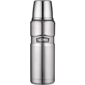 Thermos King Vacuum Borraccia 470ml, edelstahl